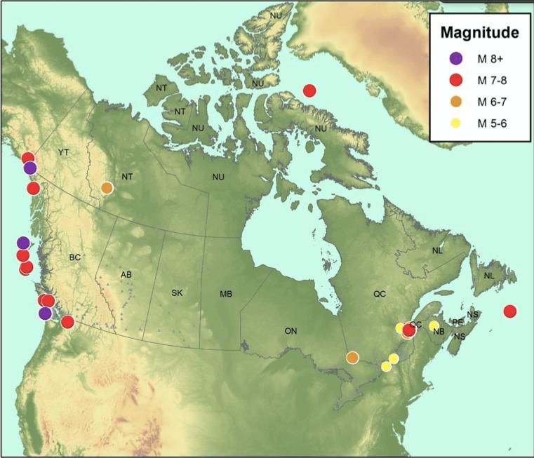 earthquake-zones-canada